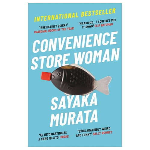 Convenience Store Woman - Sayaka Murata
