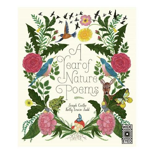 A Year of Nature Poems - Joseph Coelho & Kelly Louise Judd