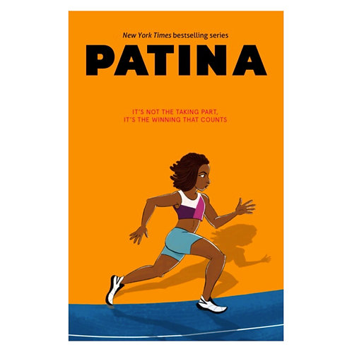 Patina - Jason Reynolds
