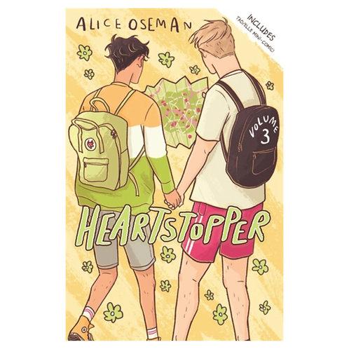 Heartstopper Volume Three - Alice Oseman