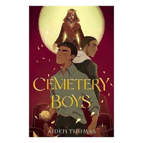Cemetery Boys - Aiden Thomas