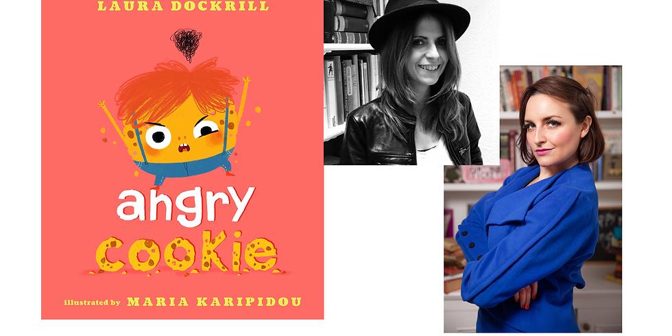 Author Event: Laura Dockrill and Maria Karipidou