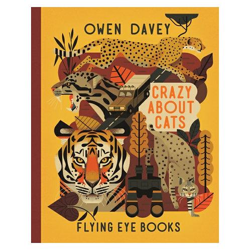 Crazy About Cats -Owen Davey