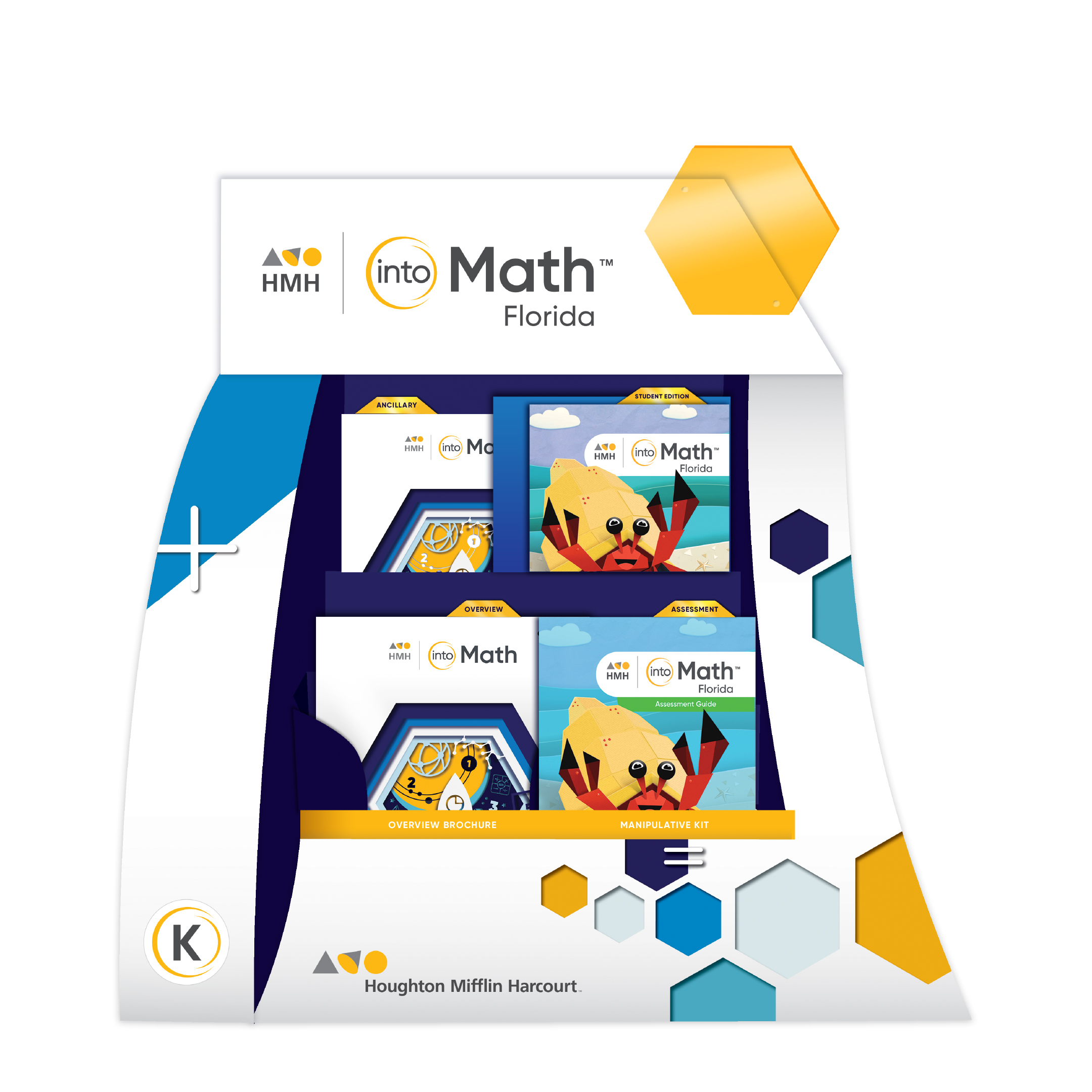 HMH Into Math Sample Box