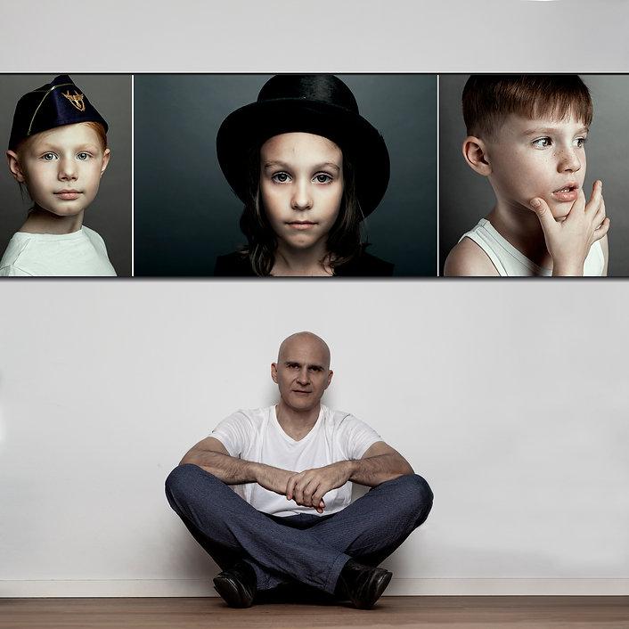 Levente Portrait Photography Berlin