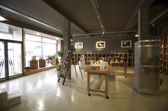 kjøkken Gaio - Interiørløsning i en butikk