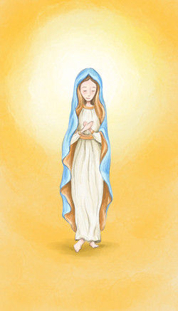 Our Lady, Pray For Us
