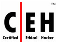 CEH Certified Ethical Hacker - 40 hours
