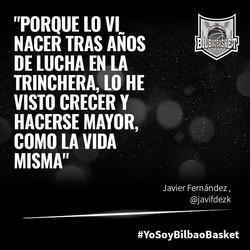 Slogan ganador Bilbao Basket