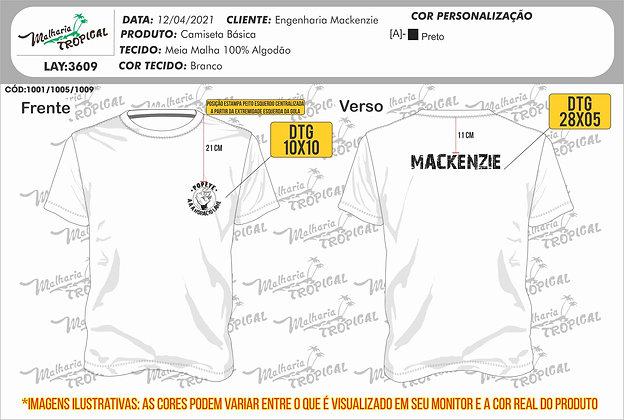 Camiseta - Popeye Mackenzista