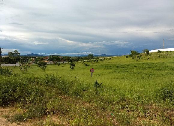 Terreno recanto da colina