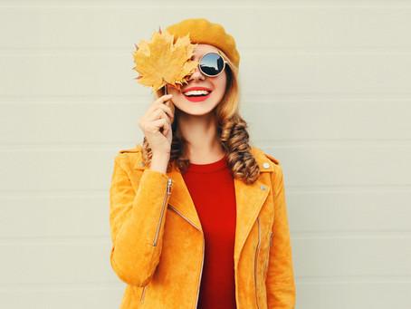 Aproveite o outono para se cuidar!