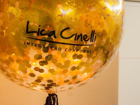 Aniversário Lica Cinelli