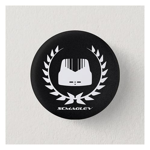 SCMAGLEV Logo Pin