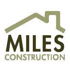 Miles Construction logo