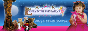 Away with the Fairies logo