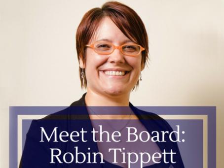 Meet our Board: Robin Tippett