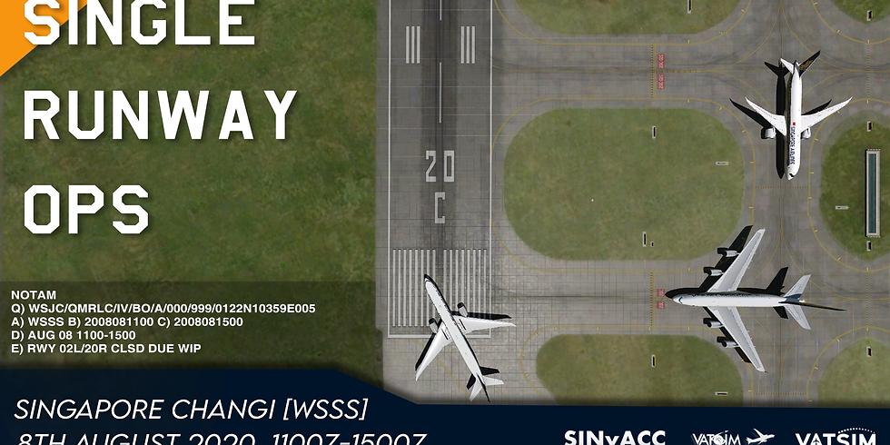 Single Runway Ops.