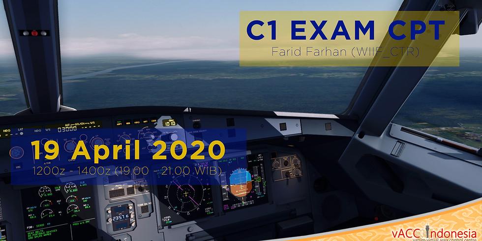 C1 CPT - Farid Farhan