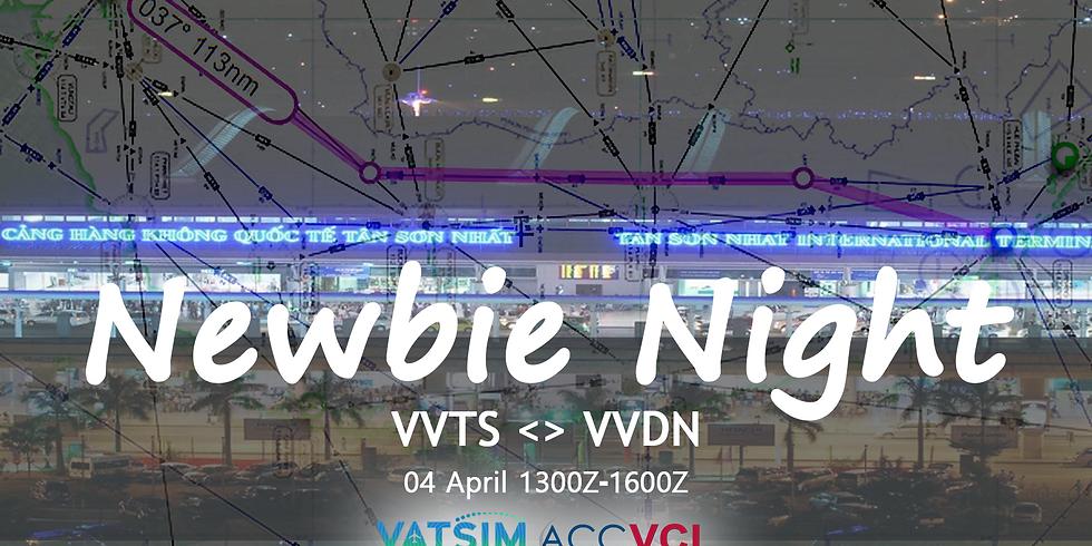 Newbie Night in Vietnam VVTS VVDN
