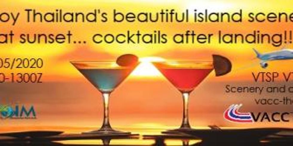 Thailand Sunset Island Hop