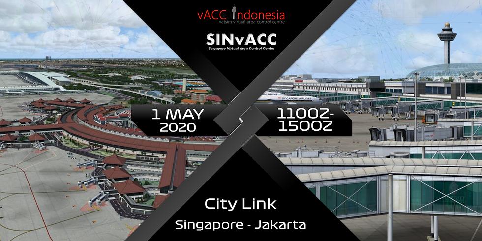 Singapore Jakarta City Link