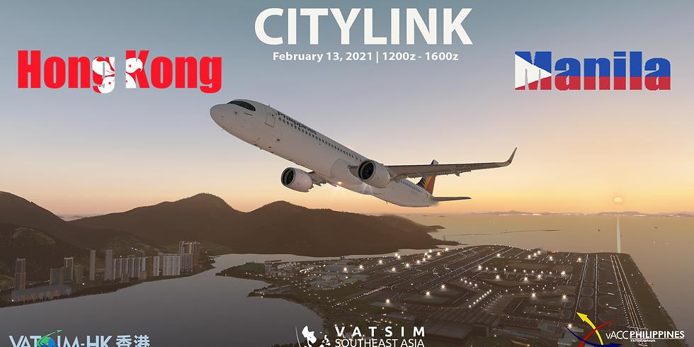 City Link: Hong Kong - Manila