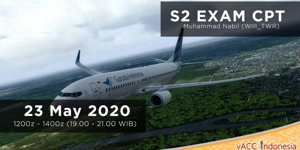 S2 CPT - Muhammad Nabil