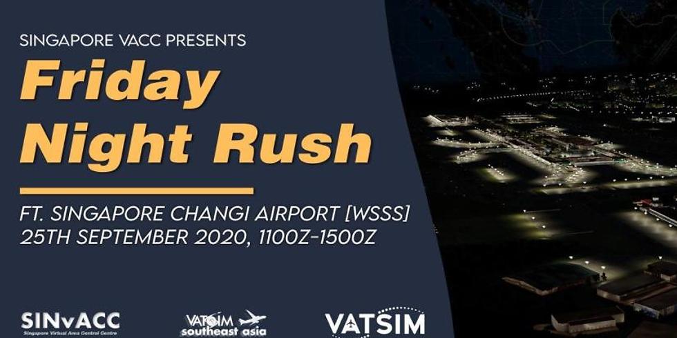Singapore Friday Night Rush
