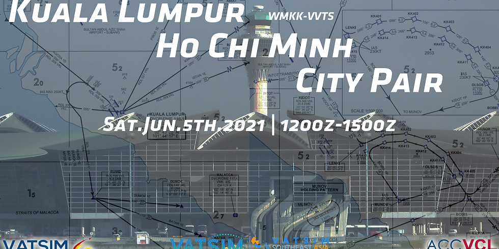 KUALA LUMPUR HO CHI MINH CITY PAIR