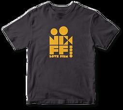 no-coast-film-fest-tshirt-logo-dark-grey