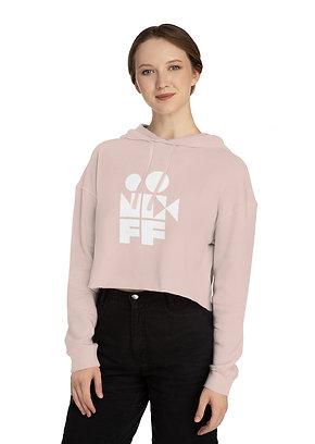 Cropped Hooded Sweatshirt