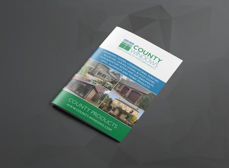 Case Study: County Windows Rebrand