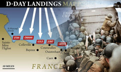 D Day 6th June 1944