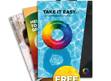 Get business going again with 1000 free flyers