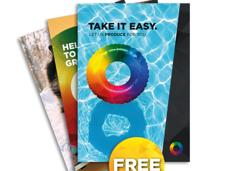 OFFER: Get business going again with 1000 free flyers