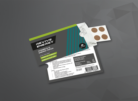 Case Study: Revive Energy Packaging