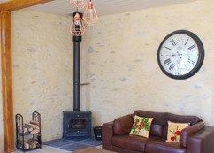 Woodburner for those chilly days/evenings