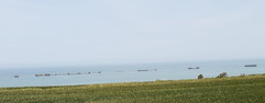 Remains of the Mulberry Harbour - Aromanche