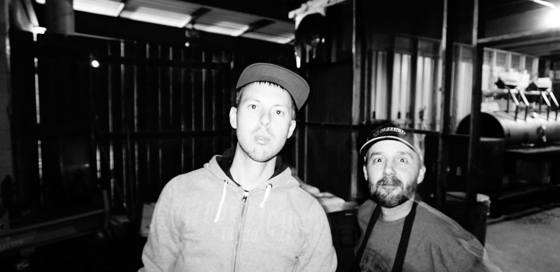 Lino & Lance @Stiles Switch in Austin, Texas