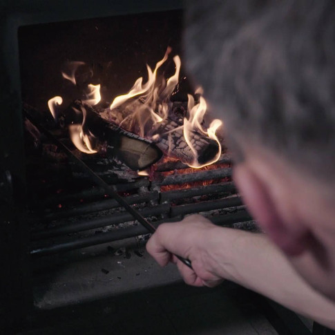 Wood, Fire & Time