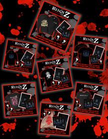 Reign of Z: Merch Bundle Graphics