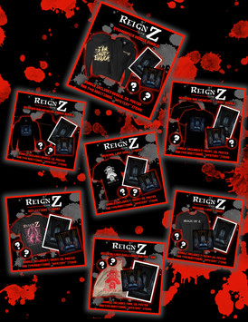 Reign of Z: Merch Bundle Graphics