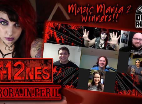 412nes: DI Records Music Mania 2 Winners... Aurora.in.Peril Zoom Interview!!