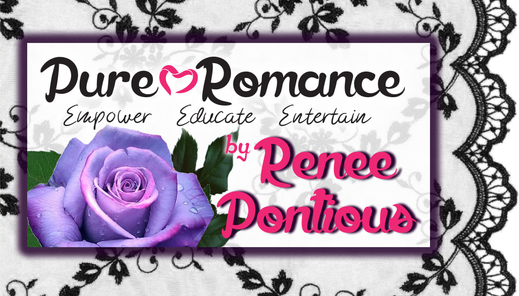 Pure Romance Business Card
