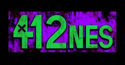 Purple 412nes