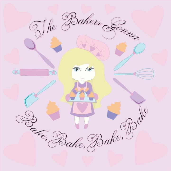 Chibi Taylor Switft Bake Bake Bake