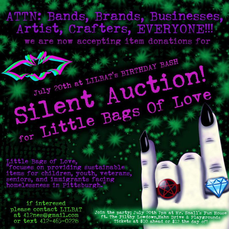 Silent Auction Graphic