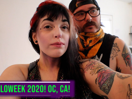 Hallo-Bat-Skweek: Orange County, California!!!!