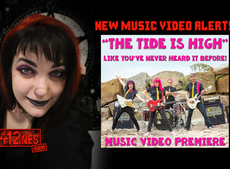 New Music Video Alert!! Chip & The Charge Ups; The Tide is High!